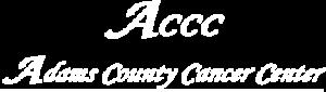 ACCC Logo white