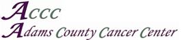 Adams County Cancer Center Logo